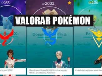 Valoraciones y Frases de los entrenadores en Pokémon GO 2