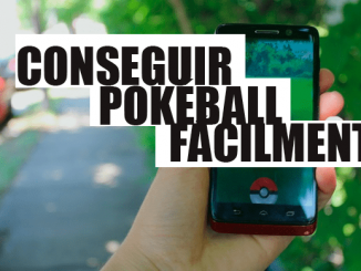 conseguir pokeball pokemon go
