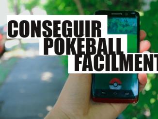conseguir pokeball pokemon go