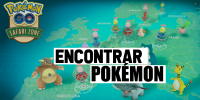 ¿Dónde encontrar los diferentes tipos de Pokémon?
