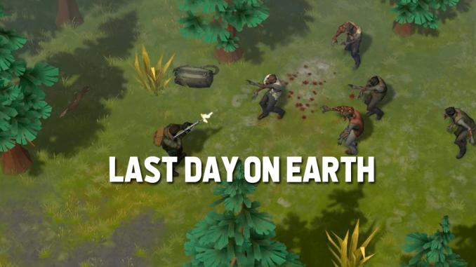 Guía last day on earth