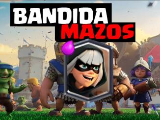 Mazo con la Bandida 3