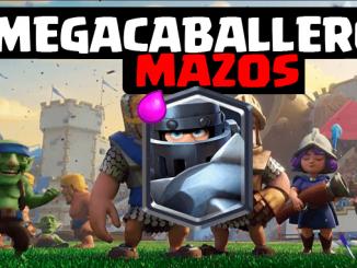 MEGACABAllero clash royale mazos
