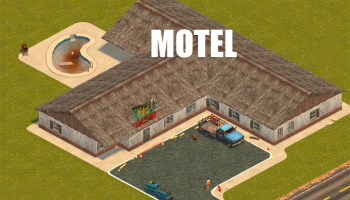 El Motel en Last Day on Earth