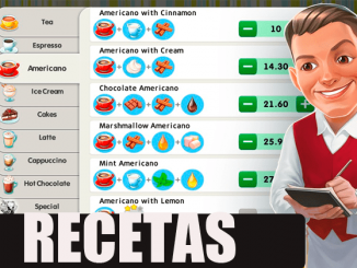 Todas las recetas de my cafe: recipes and stories