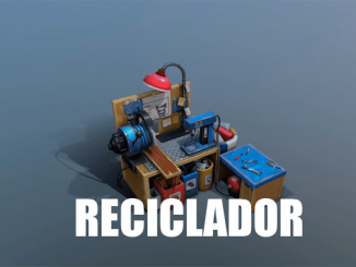 RECICLADOR LAST DAY ON EARTH