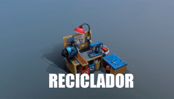 El Reciclador en Last Day on Earth
