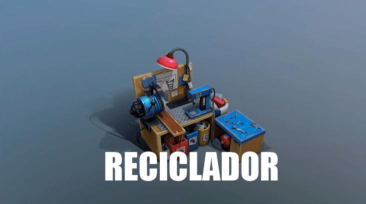 RECICLADOR LAST DAY ON EARTH