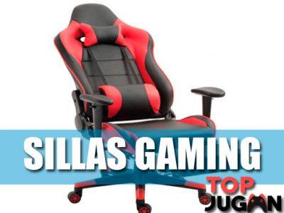 Mejores Sillas Gaming del 2019
