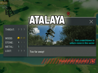 Atalaya en last day on earth