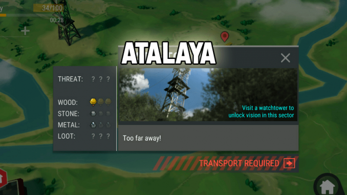 Atalaya en last day on earth