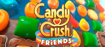 Descargar Candy Crush Friends Saga para PC con APK