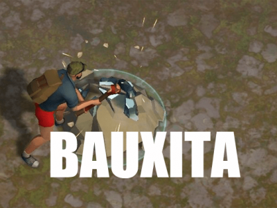 ¿Cómo conseguir Bauxita en Last Day on Earth?