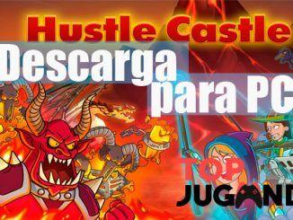 descarga totalmente gratis el juego hustle castle para laptop y comutadora