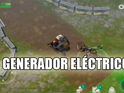 Crear el Generador Eléctrico en Last Day on Earth