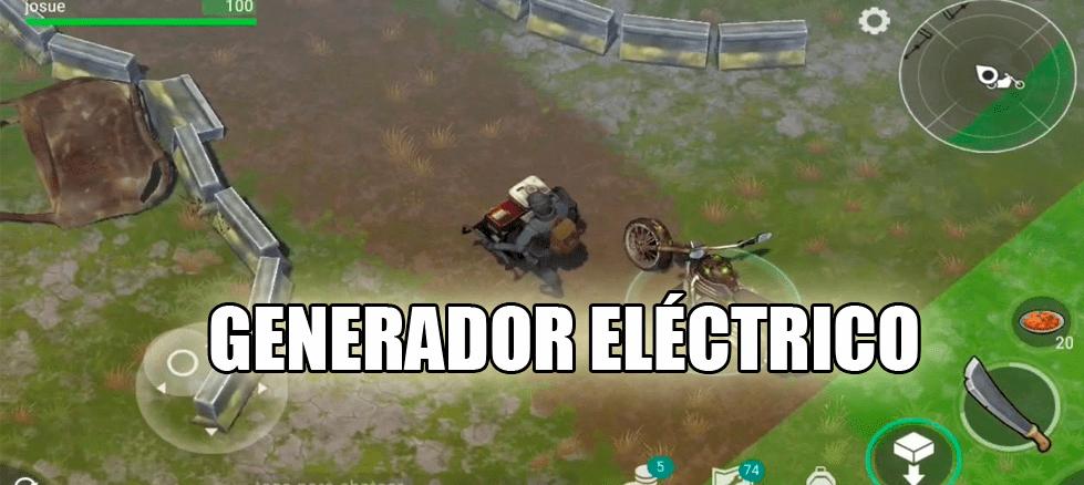 Generador electrico last day on earth