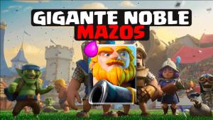 gigante Noble mazos