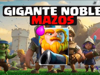 Mazos con Gigante Noble