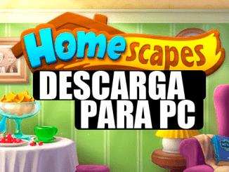 Homescapes pc