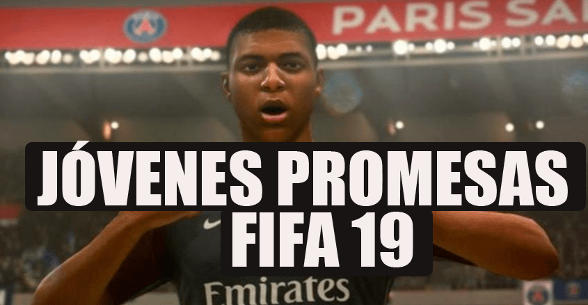 jovenes promesas fifa 19