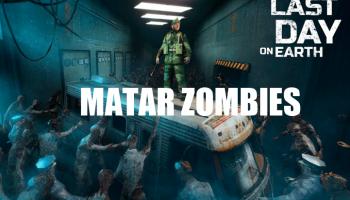¿Cómo matar a Zombies sin gastar arma?