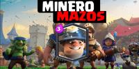 Mazos con minero