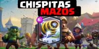 Mazos con Chispitas