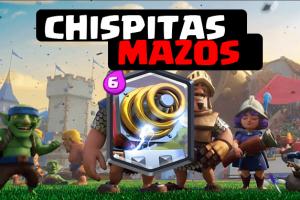 Mejores Mazos con Chispitas en Clash Royale