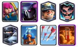 Mega Knight Pekka deck