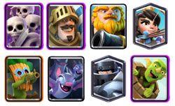Mega Knight Royal Giant Bait deck