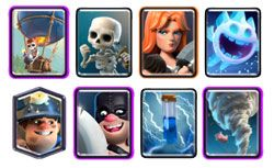 Miner Executioner Balloon cycle deck