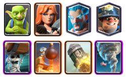 Miner Ice Wizard deck