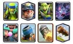 Miner Mortar Rascals deck