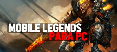 Descargar Mobile Legends para PC