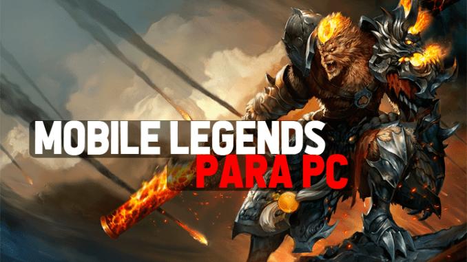 mobile legends para pc