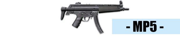 mp5 subfusil