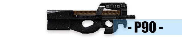 P90 de Free Fire
