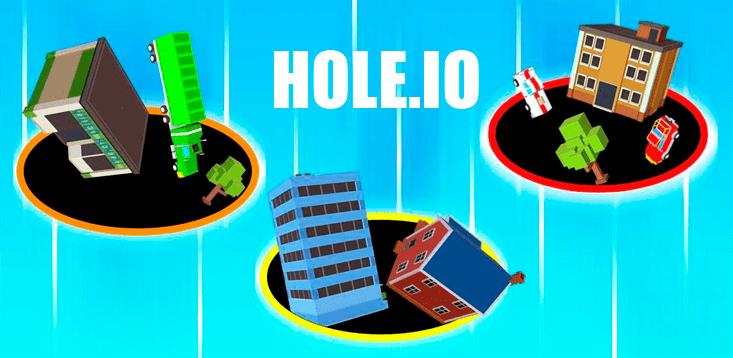trucos para hole.io