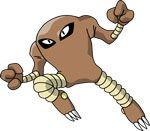 Pokémon tipo luchador