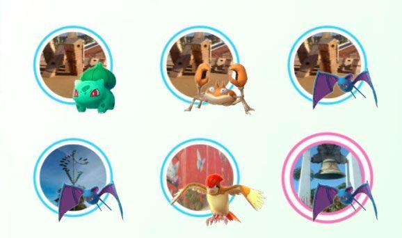 Pokémon go cerca