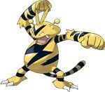 pokemon tipo electrico