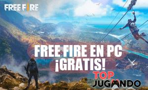 Descargar y jugar a Garena Free Fire para PC/MAC con APK 1