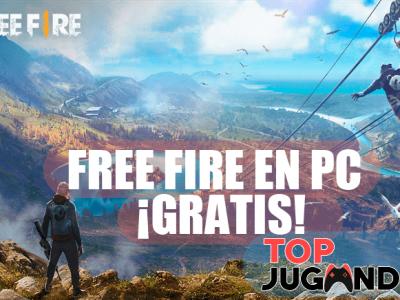 Descargar y jugar a Garena Free Fire para PC/MAC con APK