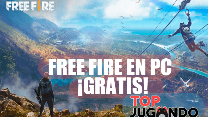 DESCARGAR GRATIS Free Fire para PC (Windows/MAC) Guía
