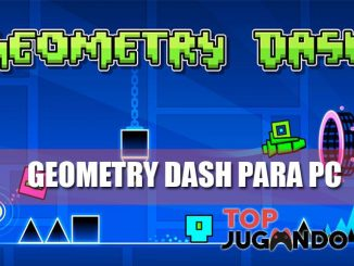 descargar geometry dash gratis en tu computadora o laptop