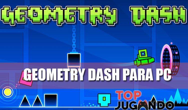 descargar geometry dash gratis en tu computadora o laptop