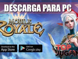 Descarga para PC mobile Royale gratis