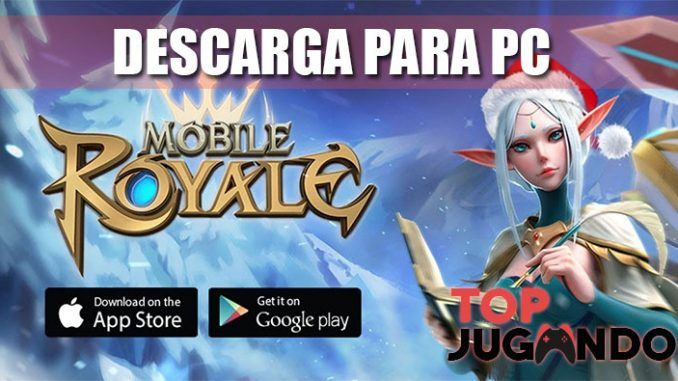 Descarga para PC mobile Royale gratis