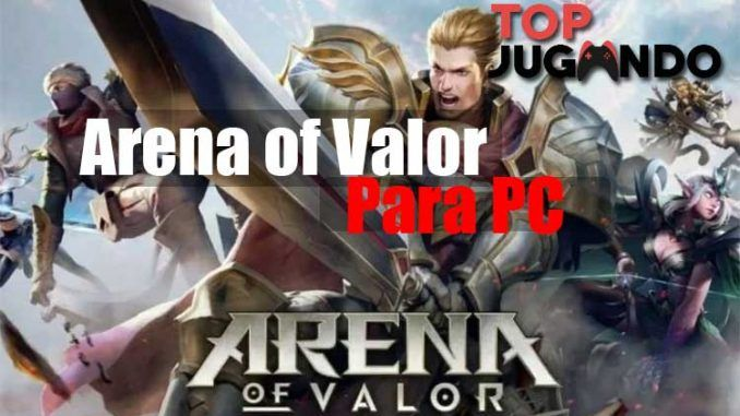 Juega y descarga a Arena of Valor para pc gratis