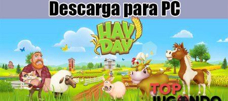 ¿Cómo descargar Hay Day en PC?
